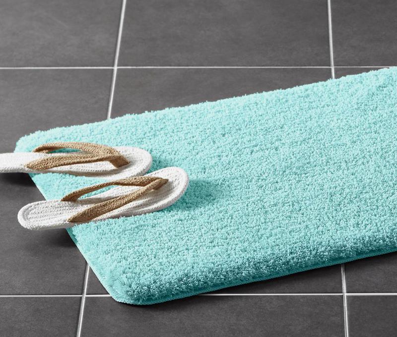 маховый коврик для ванной