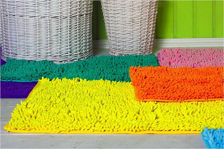 Акриловый коврик для ванной